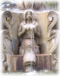 Siren Fountain