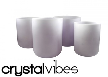 Lepidolte Crystal Bowls