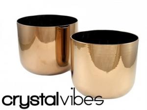 Titanium Copper Bowls